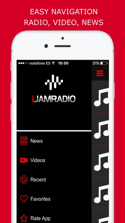 Country Music - Radio Stations screenshot-1