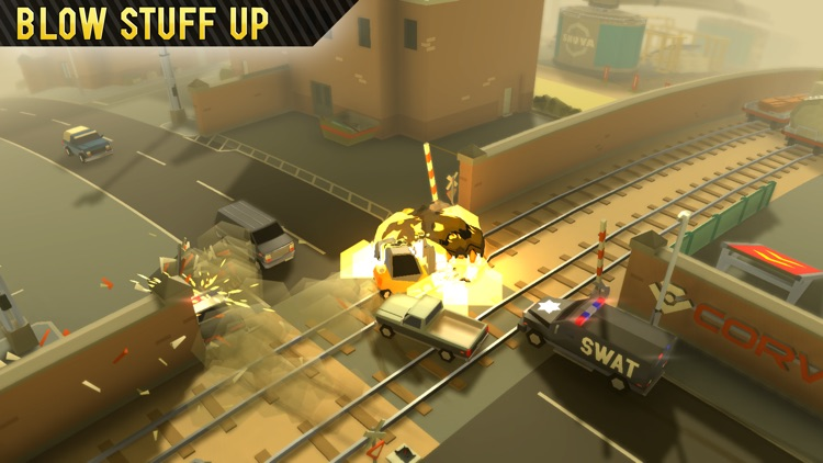 Reckless Getaway 2 screenshot-1