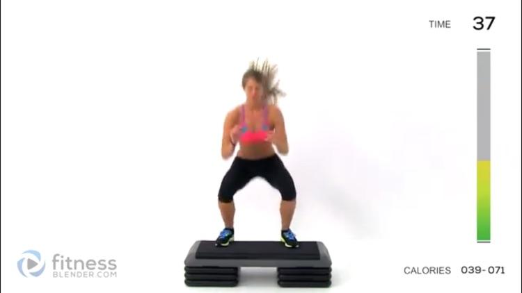 Cardio Workout Master Class screenshot-3