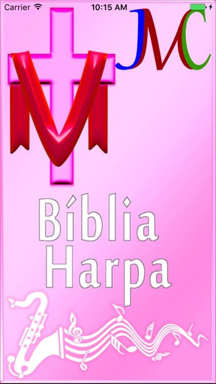 Biblia Sagrada e Harpa Cristã