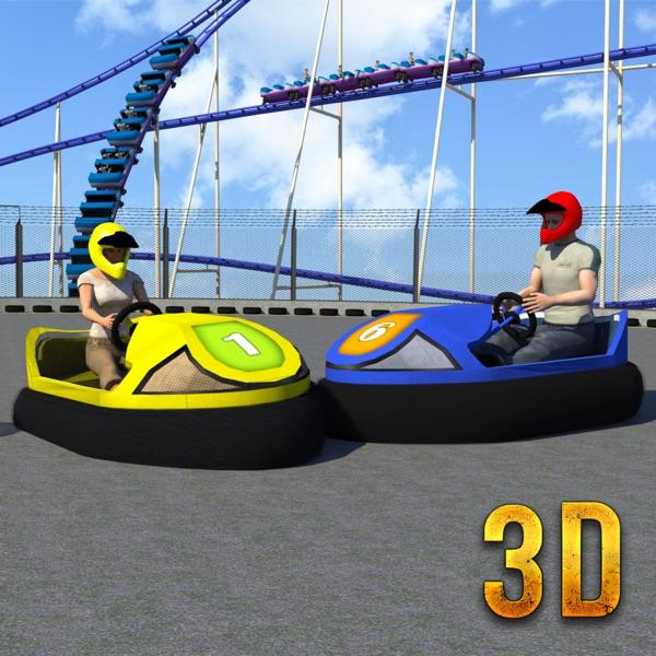 Bumper Cars Demolition Derby: Extreme Car Crash 3D
