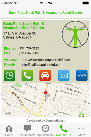 Back Pain, Neck Pain & Headache Relief Center - náhled