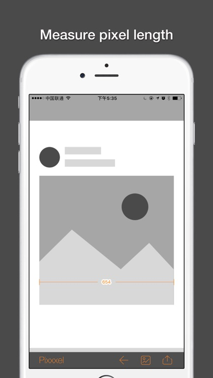 Pixxxel - Measure pixel distance