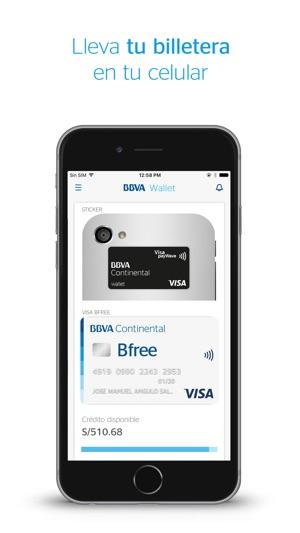Bbva Wallet Perú En App Store