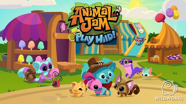 Animal Jam - Play Wild! screenshot-0
