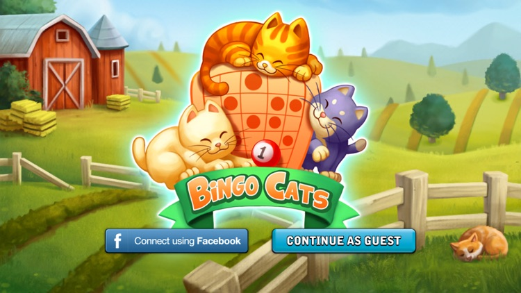 Bingo Cats screenshot-0