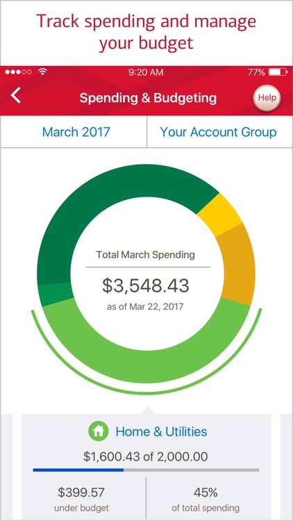Bank of America - Mobile Banking app image