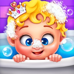 Sweet Baby Girl - Newborn Princess Baby Care