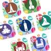 解锁7种北欧语言500张学习咭和片语