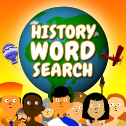 Word Search - History for Kids