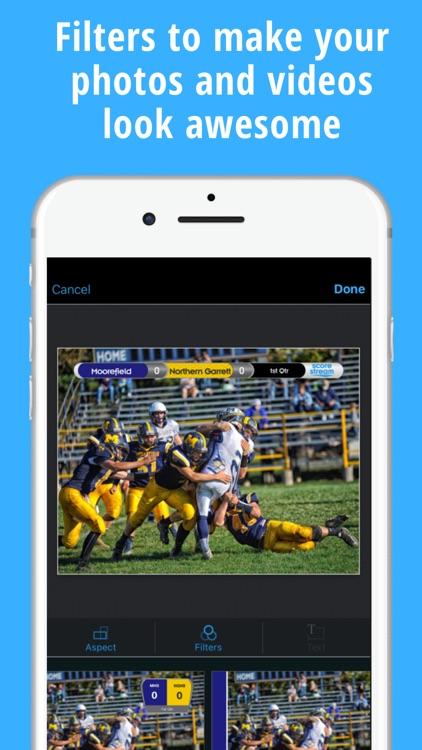 ScoreStream - High School & College Sports Scores screenshot-4