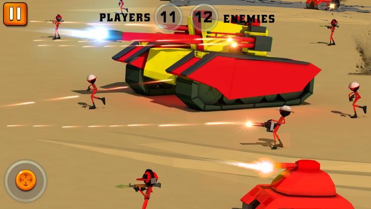 Stickman Battle Simulator 3D