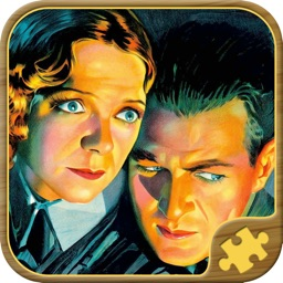 Vintage Movie Posters Puzzles