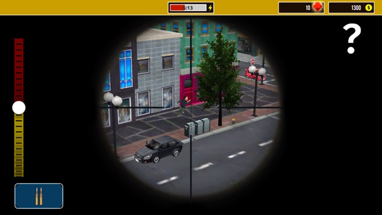 Secret Killer Sniper Frontier Target screenshot-1