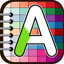 ABC Coloring Book - Drawing pad