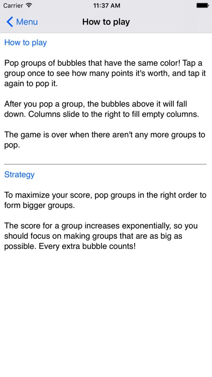 PopGroup screenshot-3