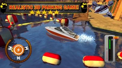 ボート場3D - 無料運転ゲーム ( Boat Parking & Driving 3D)のおすすめ画像1
