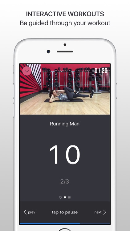 Kaizen - Workouts & Training screenshot-1