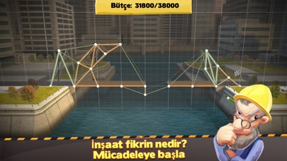 Bridge Constructor iphone ekran görüntüleri