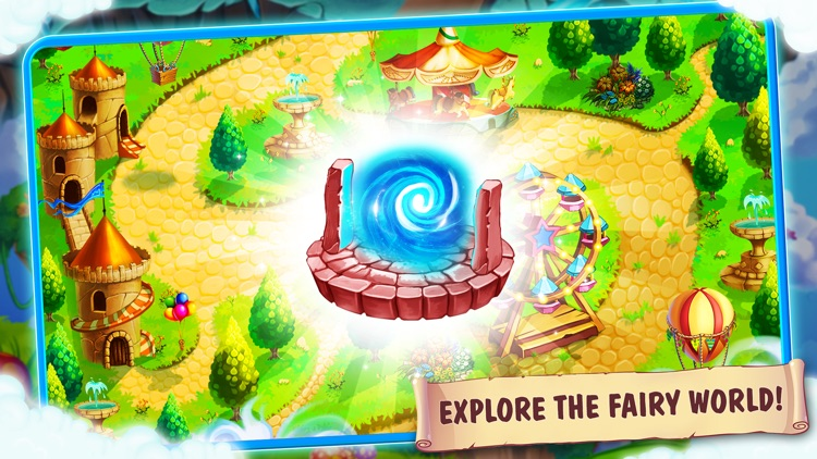 Fairy Mix screenshot-3