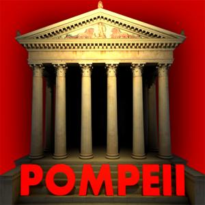 Pompeii Touch app