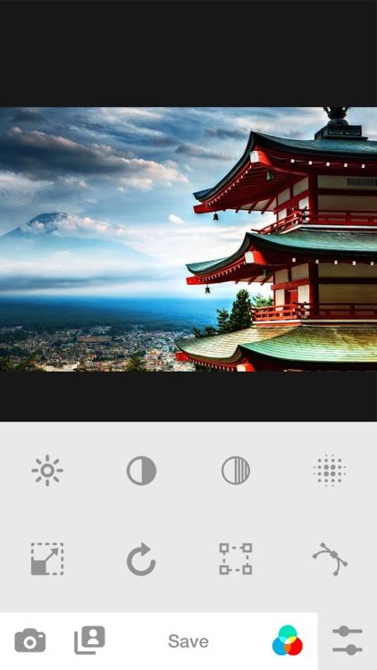 Analog Cam Okinawa - Instant Film Camera screenshot-4