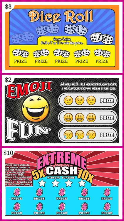 Lottery Scratchers screenshot-3