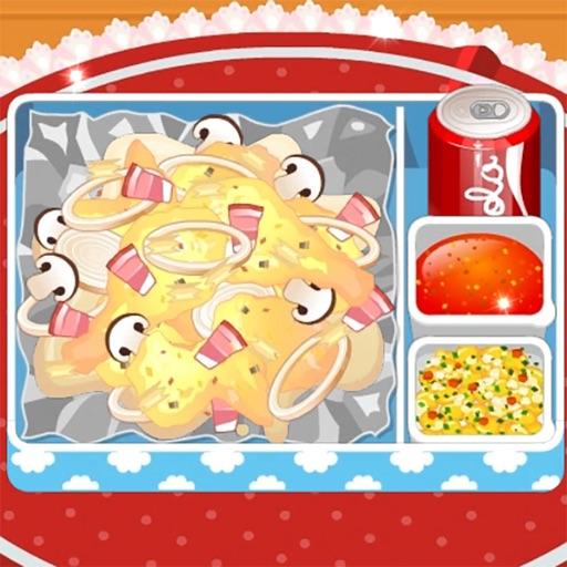 儿童游戏 - 儿童最爱做饭游戏