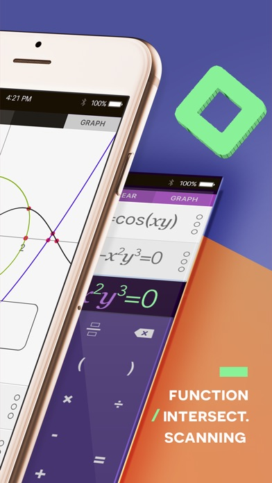 Graphing Calculator+ Screenshot 2