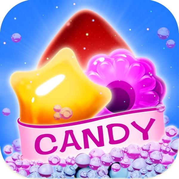Candy Fever! Fun Match 3 Games