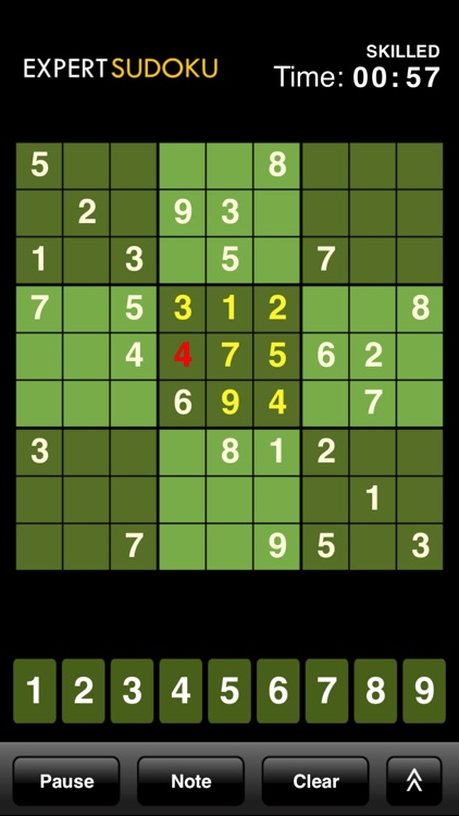 Expert Sudoku