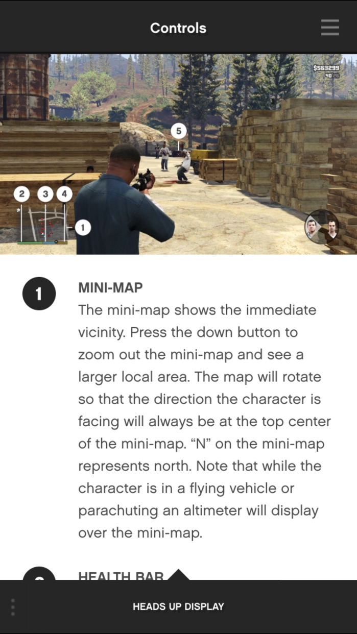 Grand Theft Auto V: The Manual Screenshot
