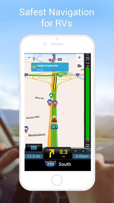 CoPilot RV USA app image