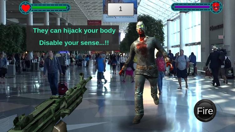 Zombie Enforcer – Killer of Lifeless Human