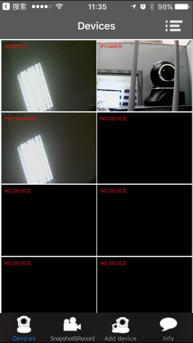 Legacy IP Camera Viewer by xiaodong li (iOS, United States