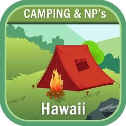 Hawaii Camping & Hiking Trails