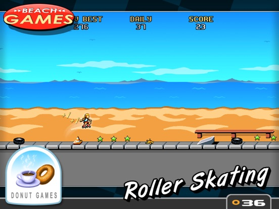 Screenshot #3 for Beach Games