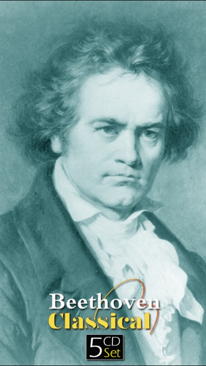 [5 CD] Beethoven Classic 100% screenshot-0