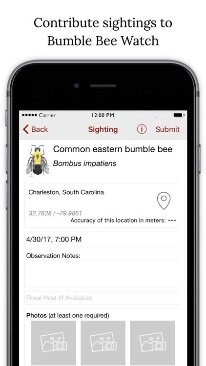 Bumble Bee Watch screenshot-3