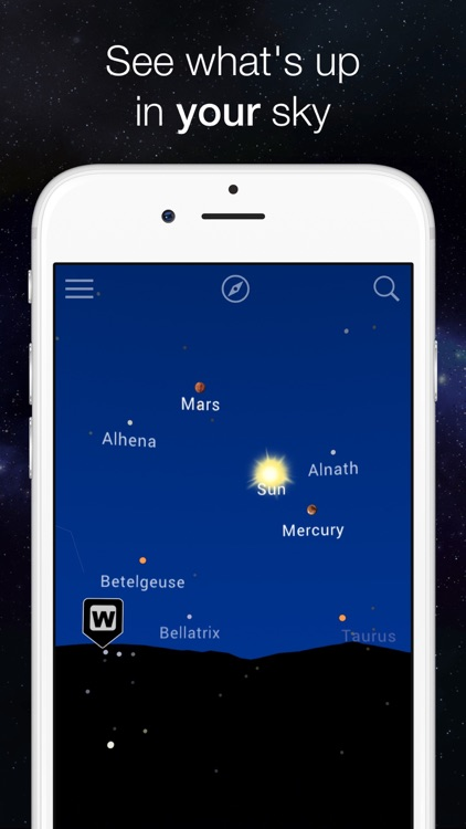 Starglobe: Discover the night sky