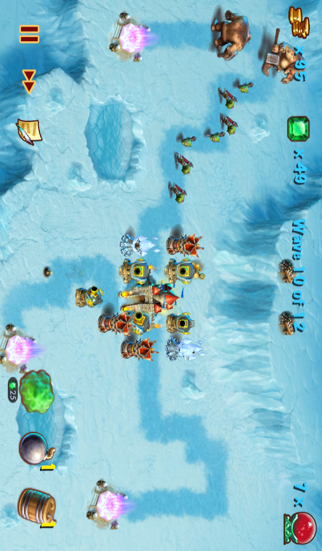 Towers N' Trolls HD Screenshot 5