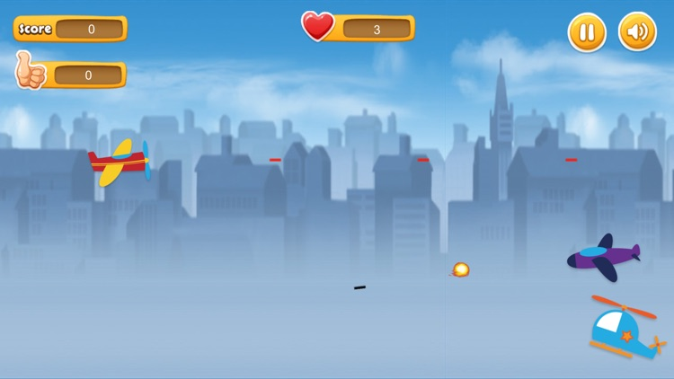 Air Fighter Game