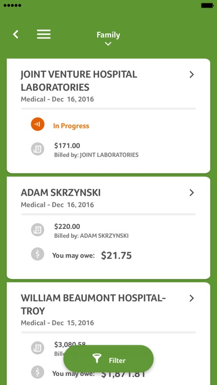 Aetna Mobile screenshot-4
