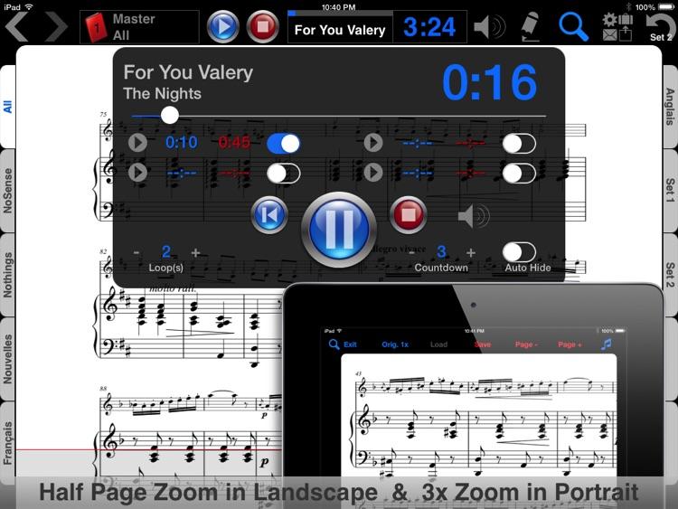 Music Binder screenshot-4