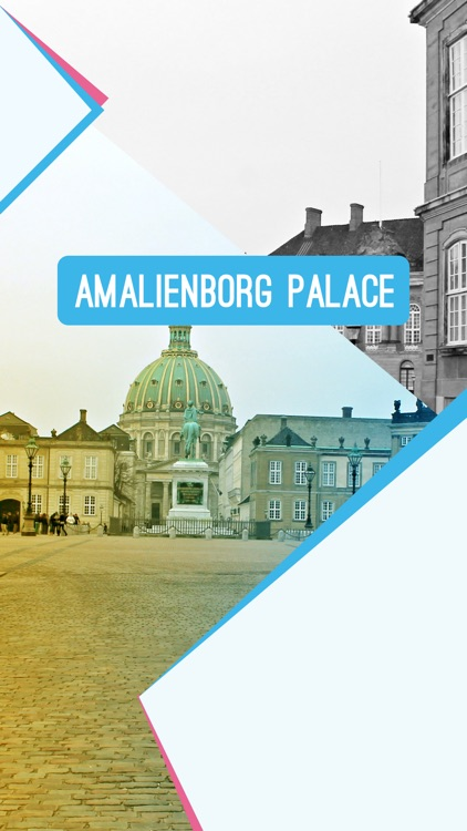 Amalienborg Palace screenshot-0