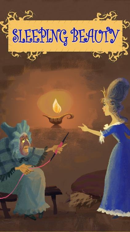 Sleeping Beauty Fairy Tale screenshot-4