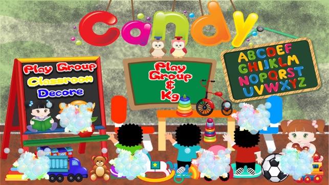 Teacher Classroom Clean Up Play School Decor Wash On The App Store