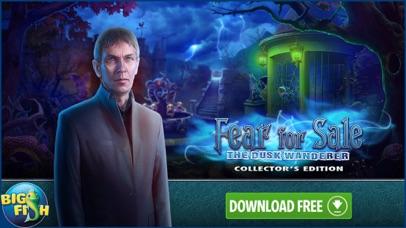 Fear for Sale: The Dusk Wanderer - Hidden Objects screenshot 5