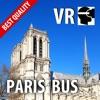 VR Paris Bus Trip Virtual Reality Travel 360