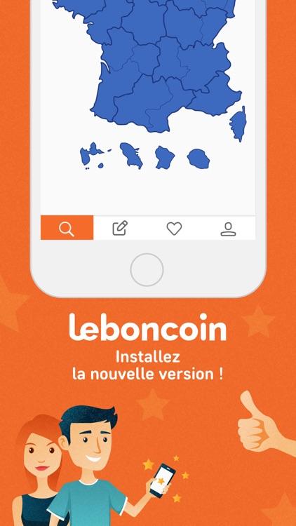 leboncoin: petites annonces immo, emploi et autres